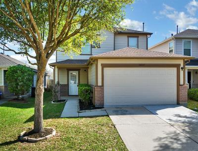 Cypress TX Single Family Home For Sale: $207,900