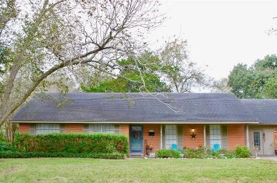 Alvin Single Family Home For Sale: 1610 S Lee Street