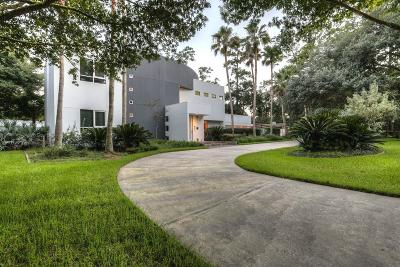 Houston Single Family Home For Sale: 6 Shadow Lane