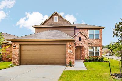 Humble Single Family Home For Sale: 21115 Fox Hillside