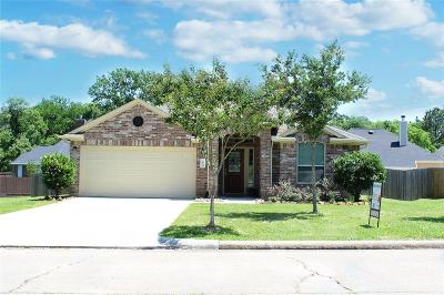 Montgomery Single Family Home For Sale: 3614 Emerson Drive