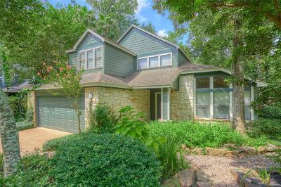 The Woodlands Single Family Home For Sale: 41 N Wilde Yaupon Court