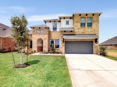 Katy Single Family Home For Sale: 1835 Golden Cape Drive