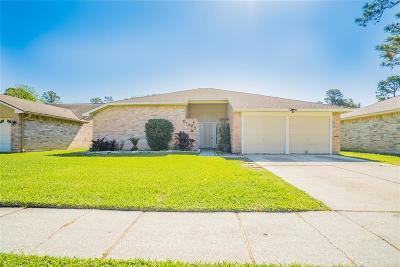 Spring Single Family Home For Sale: 21602 Castlemont Lane