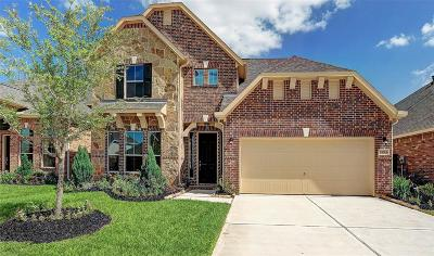 Katy Single Family Home For Sale: 24015 Bluestem Ridge Court