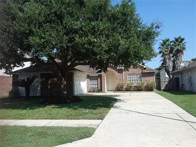 Tomball Single Family Home For Sale: 12306 Claresholm Drive