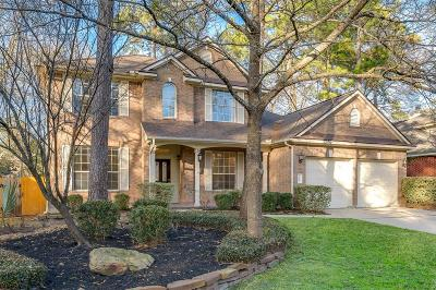The Woodlands Single Family Home For Sale: 26 Belcarra Place