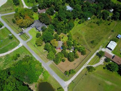 Willis Single Family Home For Sale: 10960 Meadow Wood Lane