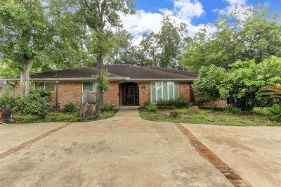 Houston Single Family Home For Sale: 5523 S Braeswood Boulevard