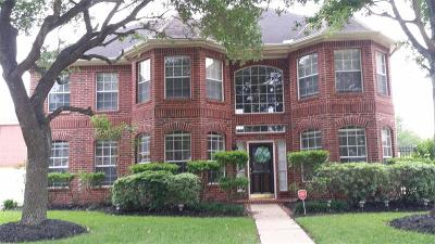 Katy Single Family Home For Sale: 22927 Governorshire Drive