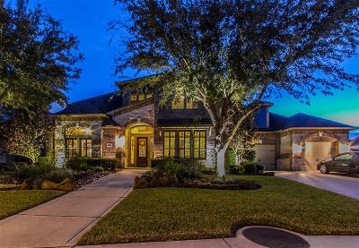 Fulshear Single Family Home For Sale: 28311 Spring Hill Creek Lane