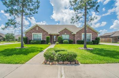 Manvel Single Family Home For Sale: 3722 Mustang Lane