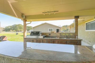 Manvel Single Family Home For Sale: 10221 Hanselman Road
