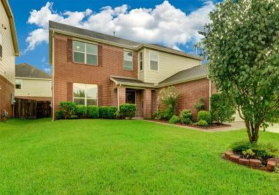 Spring Single Family Home For Sale: 3434 Legends Creek Drive