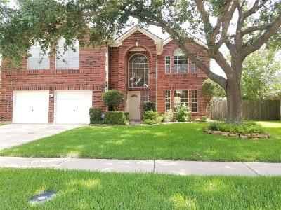 Pearland Single Family Home For Sale: 3451 Southdown Drive