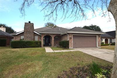 Pearland Single Family Home For Sale: 4823 Northfork Drive