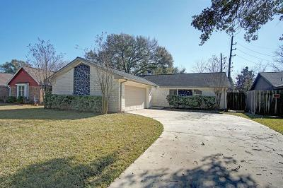 Sugar Land Single Family Home For Sale: 14203 Greenway Drive
