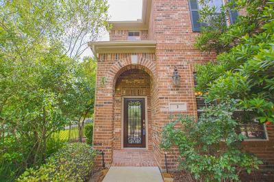 The Woodlands TX Condo/Townhouse For Sale: $275,000