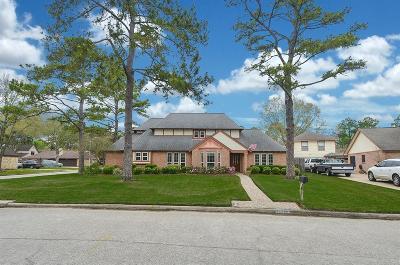 Katy Single Family Home For Sale: 22326 Bucktrout Lane