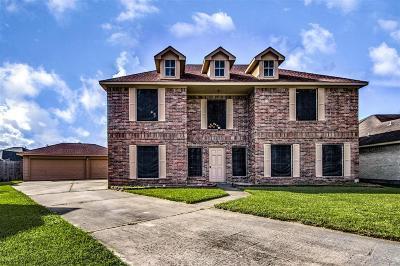 La Porte Single Family Home For Sale: 9510 Old Desert Road