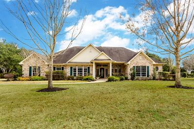 Fulshear TX Single Family Home For Sale: $459,000