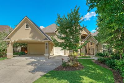 The Woodlands Single Family Home For Sale: 59 W Horizon Ridge Place