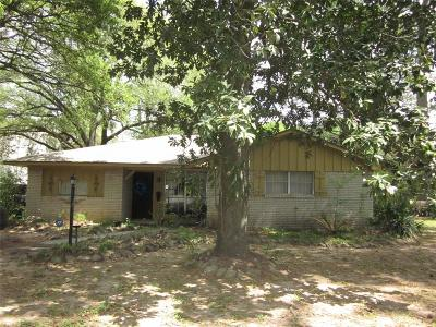 Magnolia Single Family Home For Sale: 27922 Fm 2978 Road