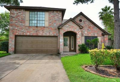 Houston Single Family Home For Sale: 7742 Covington Drive