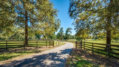 Montgomery Farm & Ranch For Sale: 19193 Fm 1097 Road W