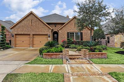 Cypress Single Family Home For Sale: 12111 Edgewood Haven Drive