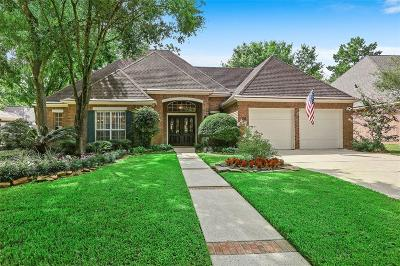 Panther Creek, *panther*creek*, Woodlands Village Of Panther Creek, Village Of Panther Creek Single Family Home For Sale: 30 Crescent View Court