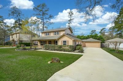 Panther Creek, The Woodlands Panther Creek, The Woodlands Panther Single Family Home For Sale: 38 W Torch Pine Circle