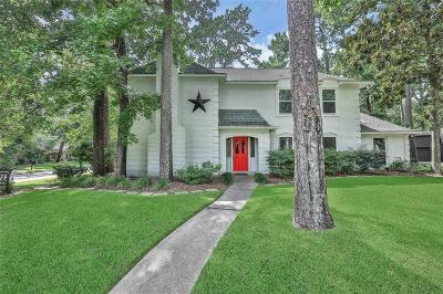 Kingwood Single Family Home For Sale: 3403 Redwood Lodge Court