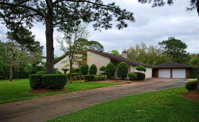 Friendswood Single Family Home For Sale: 921 Falling Leaf Drive