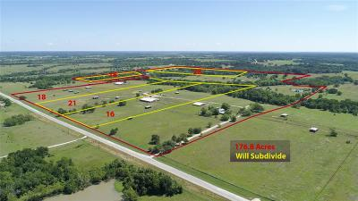 Grimes County Farm & Ranch For Sale: Tbd Cr 306
