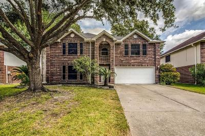 Humble Single Family Home For Sale: 6927 Echo Pines Drive