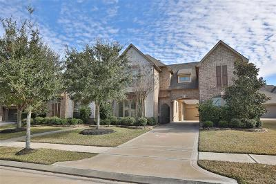 Cypress Single Family Home For Sale: 16710 S Azure Mist Court