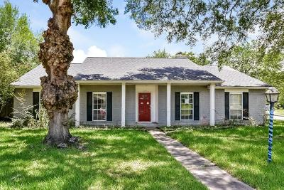 Houston TX Single Family Home For Sale: $170,500