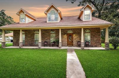 Conroe Single Family Home For Sale: 29 Wind River Drive