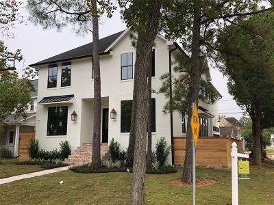 Bellaire Single Family Home For Sale: 4341 Valerie Street