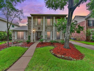 Pasadena Single Family Home For Sale: 7030 Little Redwood Drive