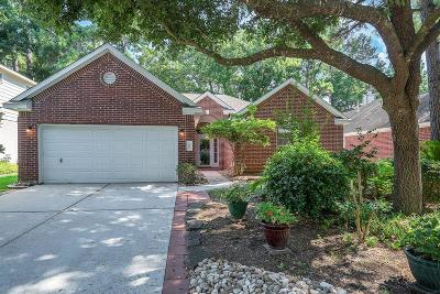 The Woodlands Single Family Home For Sale: 10 Wintergrass Place