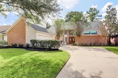 Houston Single Family Home For Sale: 14119 Cherry Mound Road