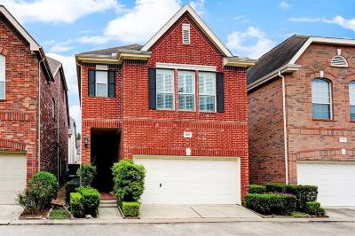 Houston Single Family Home For Sale: 3018 Heritage Creek Oaks