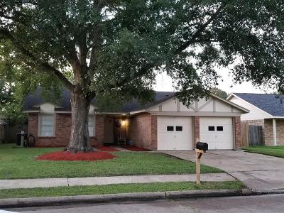Galveston County, Harris County Single Family Home For Sale: 1215 Parry Sound