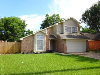 Houston Single Family Home For Sale: 7215 Silver Star Drive