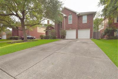Friendswood Single Family Home For Sale: 4514 Backenberry Drive
