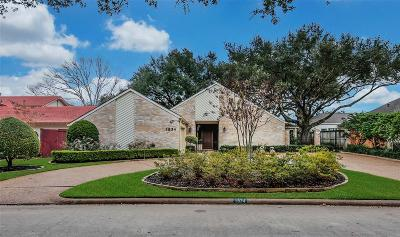 Sugar Land Single Family Home For Sale: 1834 Country Club Boulevard