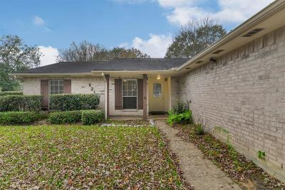 Galveston County Rental For Rent: 6215 Brookdale Drive