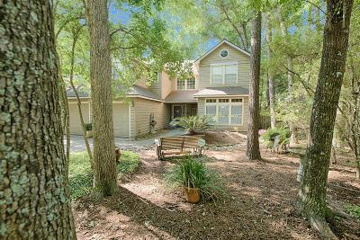 Single Family Home For Sale: 82 S Trace Creek Drive